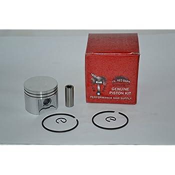 Amazon.com: Stihl FS81, Kit de pistón de cadena recortador ...