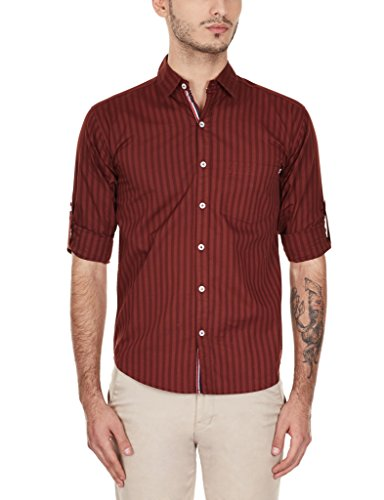 GHPC Men's 100 % Cotton Casual Shirt