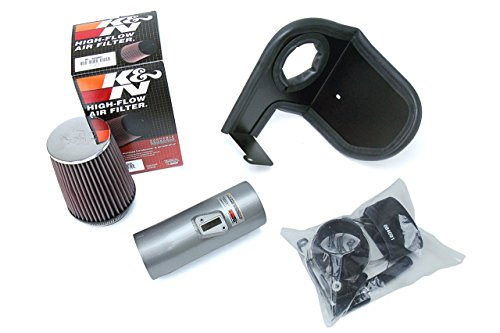 13-17 Honda Accord 15 Acura TLX 3.5L K&N Typhoon Cold Air Intake Kit 69-1212TS Open Box
