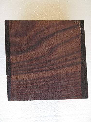 East Indian Rosewood Bowl Blanks 6 x 6 x 3
