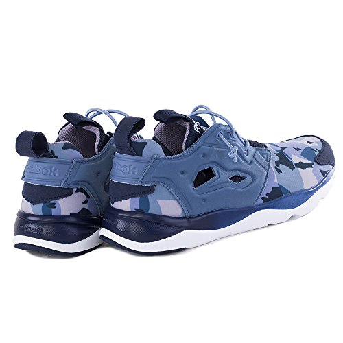 ... Reebok Classic Furylite Candy Girl Schuhe Damen Sneaker Turnschuhe Blau  V68792 Weiß-Blau-Dunkelblau ... 83b6581754