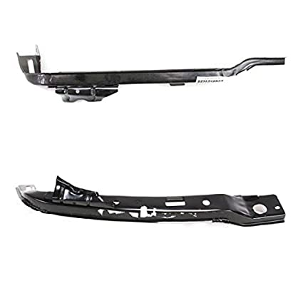 New Bumper Face Bar Brackets Set of 2 Front Driver /& Passenger Side Coupe Pair