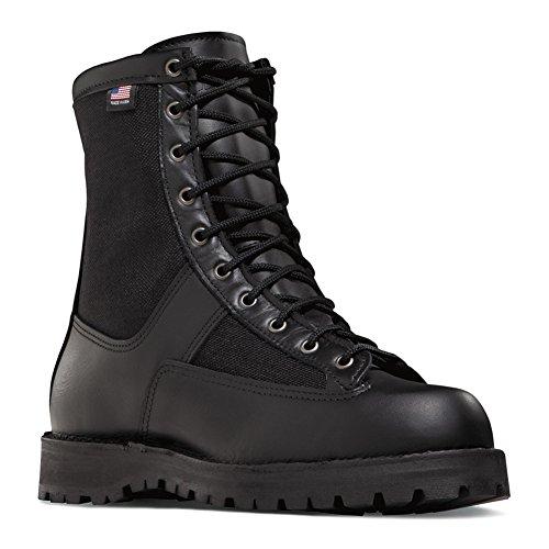 Danner Men's Acadia 8' Boot,Black,10.5 D US
