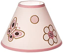 GEENNY Lamp Shade, Butterfly
