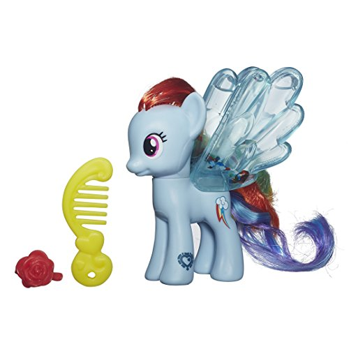 My Little Pony Cutie Mark Magic Water Rainbow Dash Figure