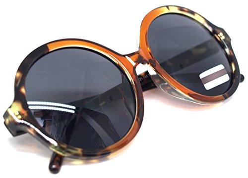Leopard Sunglasses Fashion Vintage Designer Eyewear Frame for Women and Men