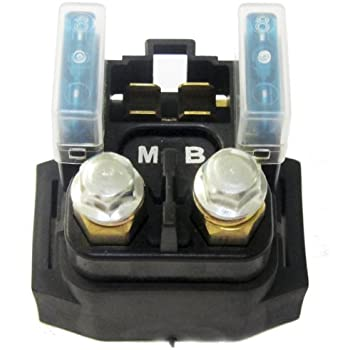 caltric starter solenoid relay fits yzfr1 yzf-r1 2002-2006 2009