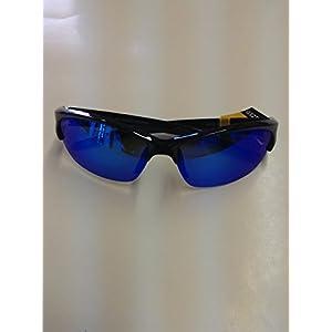 Calcutta AN1BM Andros Sunglasses, Gray Frame, Blue Mirror Lens, 69mm