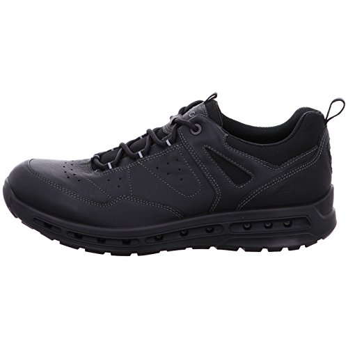 Ecco Mens Cool Walk Trekking & Hiking Shoes Nero