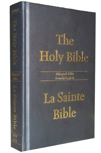 French and English Parallel/Bilingual Bible (KJVBB)