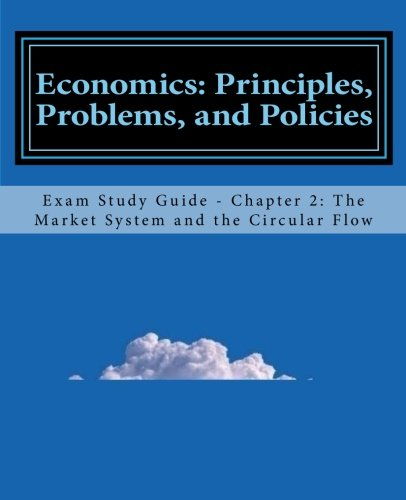 Economics: Principles, Problems, and Policies: Exam Study Guide - Chapter 2: The Market System and the Circular Flow