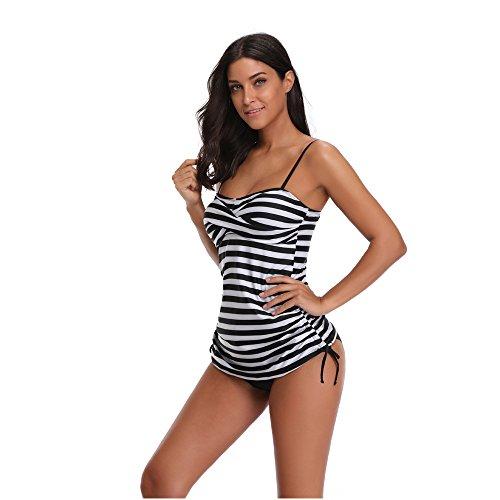 Costume Pancia Al Classico Nuove Popolare xl Sottile 2018 Vacanza Linee Da Spa Sexy c Cinghia Coperto Due Set Bagno Mare Signore Costumi O0zWwWBIq