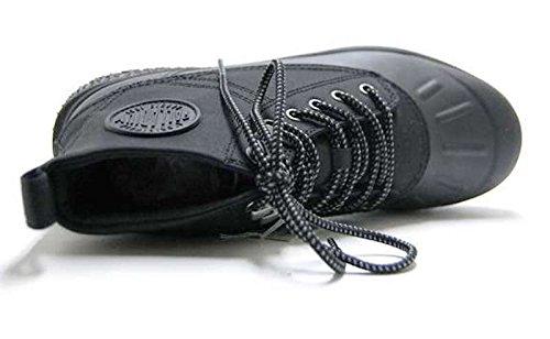 Palladium up Boot DB Crushion Men's Waterproof Black Lace SCRMBL TX rwr0Tq