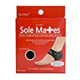 Sole Mates - Cracked Heel Healers!! You can begin healing painful cracks and rough, dry heels instantly! Don't mess with lotions and pedicures-- heal your cracked skin naturally from the inside out! offers