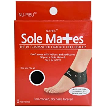 wholesale outlet factory outlet innovative design Sole Mates - Cracked Heel Healers!! You can begin healing painful cracks  and rough, dry heels instantly! Don't mess with lotions and pedicures- heal  ...