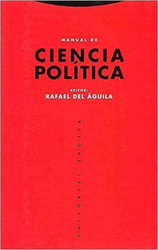 Manual de Ciencia Política Estructuras y Procesos. Ciencias ...