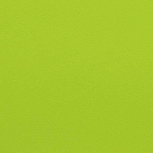 壁紙 生のり付き イエローグリーン 黄緑 無地 リリカラ 販売単位1m LW-2284