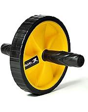 Roda Abdominal Muvin Basics – Roda Para Exercícios Abdominais - Equipamento Para Treinamento de Força no Abdômem - Treino Funcional – Exercícios – Academia - Crossfit – Várias Cores