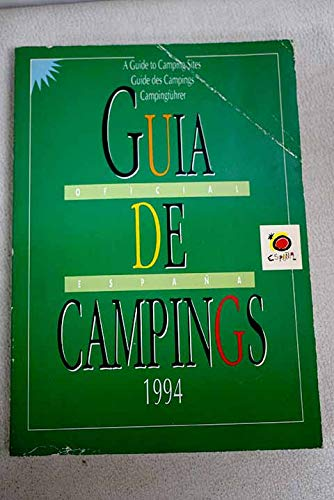 Guia de camping de España 1994: Amazon.es: Secretaría General de Turismo.: Libros