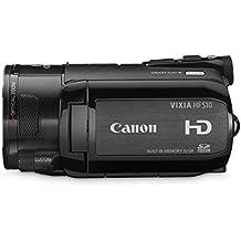 Canon VIXIA HFS10 HD Dual Flash Memory w/32GB Internal Memory & 10x Optical Zoom - 2009 MODEL (Certified Refurbished)