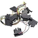 TOOGOO Accesorios de Montaje de Robot MáS Limpio Piezas Sensores de Acantilados Sensor de Parachoques para Todos Roomba 500 600 700 800 Series