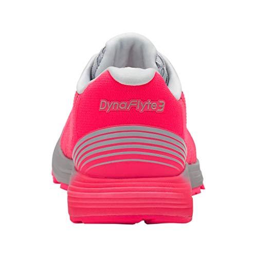 Dynaflyte 3 Chaussures Course Flash Blanc Rose De Pour Asics Femmes dqfIKwt7tx