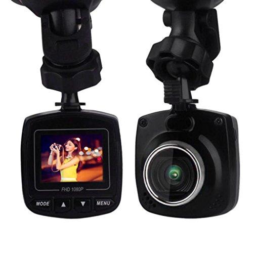LtrottedJ HD 1080P Car DVR Vehicle Camera Video Recorder Dash Cam ,G-sensor Night Vision