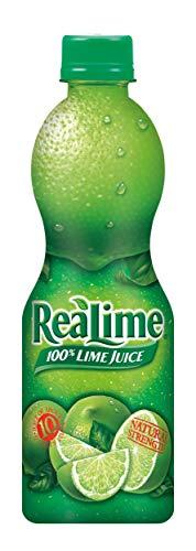 (Realime 100% Lime Juice, 15 oz)
