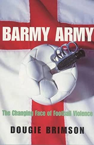 book cover of Barmy Army