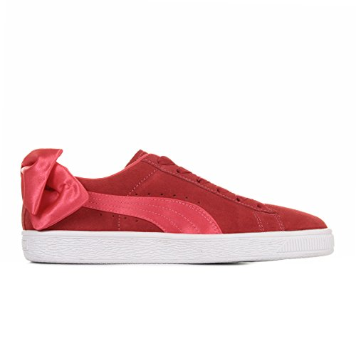 Sneakers 36731602 Paradise Pink Pink Paradise Pink Suede damskie Jr Paradise it Puma Bow Paradise Pink Xqw7vHX0