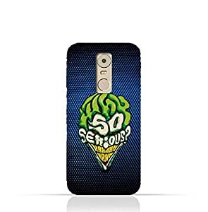 Lenovo K6 Note TPU Silicone Protective Case with Joker why so serious Design