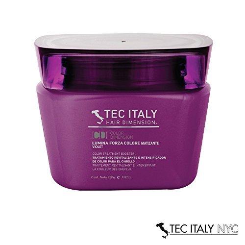 Tec Italy, Hair Dimension, Lumina Forza Colore Matizante 9.87 oz -