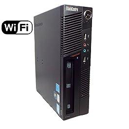 Lenovo ThinkCentre Premium High Performance M91P Desktop Computer, Intel Core i5 Quad-Core Processor 3.1GHz, 8GB RAM…