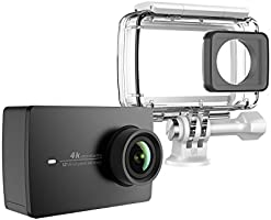 YI Official Store - 4K Action Camera con Custodia Impermeabile