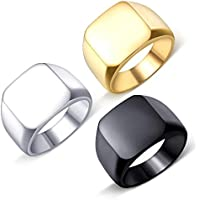 YouBella King Ring Combo Gold Plated Ring for Men (Multi-Colour) (YBRG_20039)