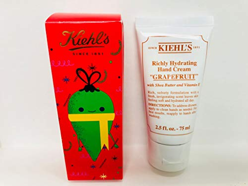 Richly Hydrating Scented Hand Cream 75 ml. # Grapefruit