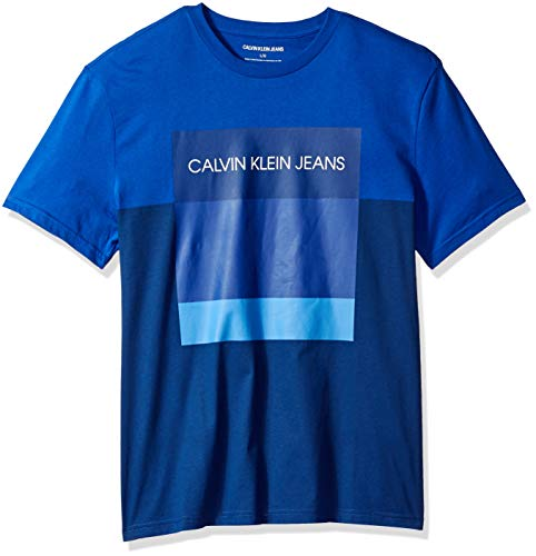 Calvin di Surfer On shirt T Web Klein The Man nYFAfwqxw