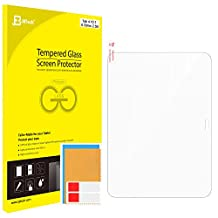 "Tab 4 10.1 Screen Protector, JETech Premium Tempered Glass Screen Protector Film for Samsung Galaxy Tab 4 10.1"" - 0959"