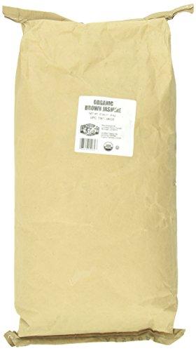 organic brown rice 25 pounds - 8