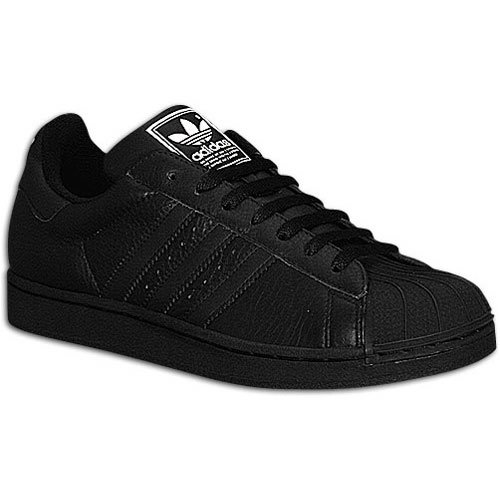 Adidas Heren Superstar Ii (sz. 07.0, Zwart)