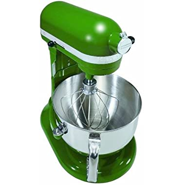 KitchenAid Professional 600 Series 6-Quart Stand Mixer (Dark Green william Sonoma)