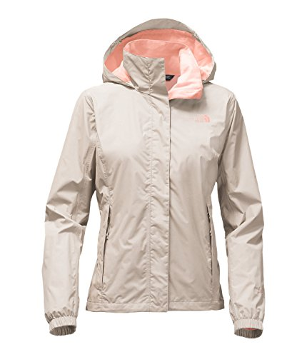 The North Face Resolve 2 Jacket (Medium, Moonlight Ivory)