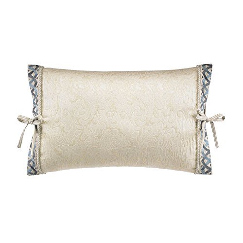 Croscill Paloma Boudoir Pillow, Solid, -