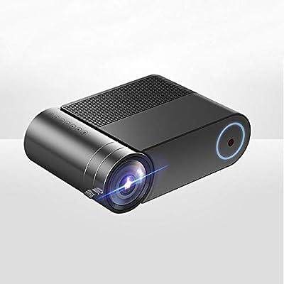 Proyector Mini 2400 LúMenes Nativos 1080 * 720P,Proyector de Video ...