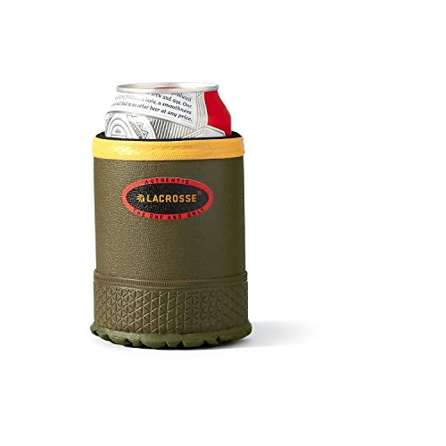 Lacrosse Unisex Alpha Can Cooler Accessory, Green-OS by Lacrosse