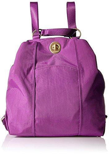 Baggallini Mendoza Backpack, Magenta, One Size