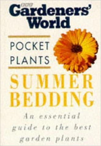 Summer Bedding ('Gardeners' World' Pocket Plants)