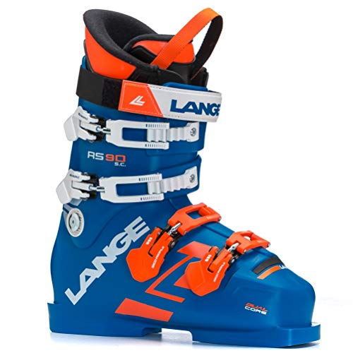 (Lange RS 90 SC Junior Race Ski Boots - 27.5)