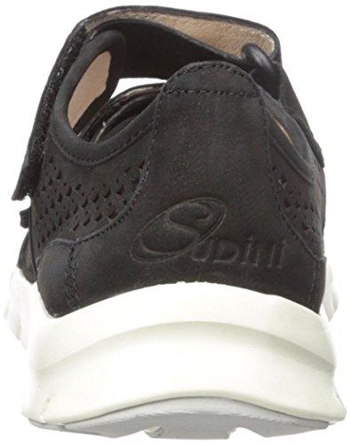 Sudini Tacy Women's Black Fashion Sneaker rr8wxqRp