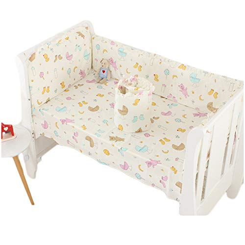 """Crib Bumper Sheets 